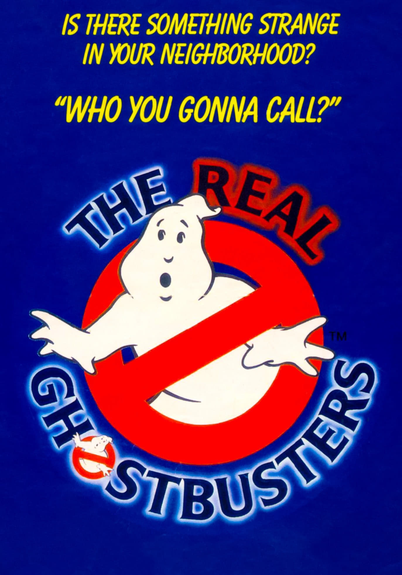 Image The Real Ghostbusters