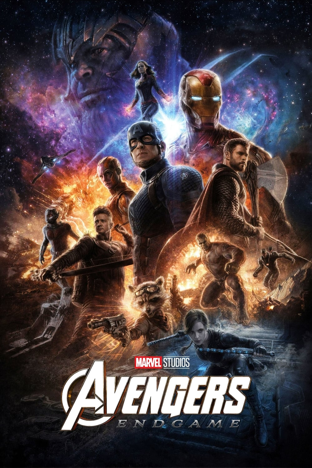 Avengers Endgame Full HD Movie