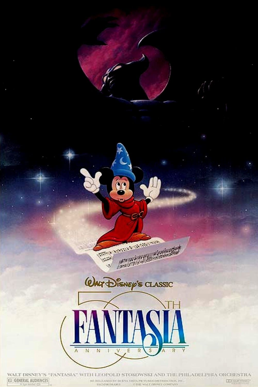 Fantasia (1940) - Posters — The Movie Database (TMDb)