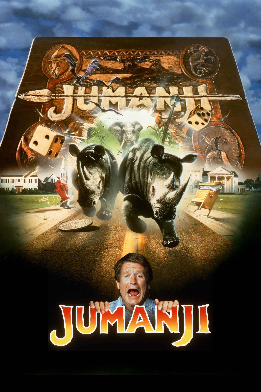 Jumanji 1995  moviesfilmcinecom