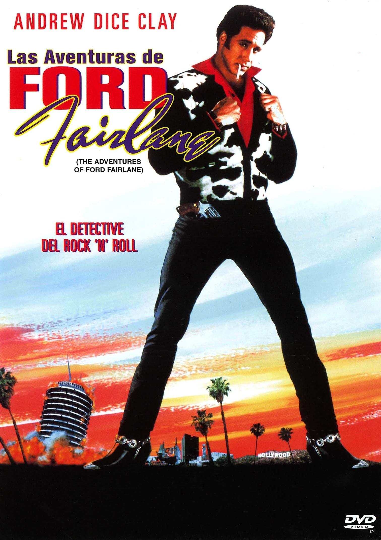 Las aventuras de Ford Fairlane