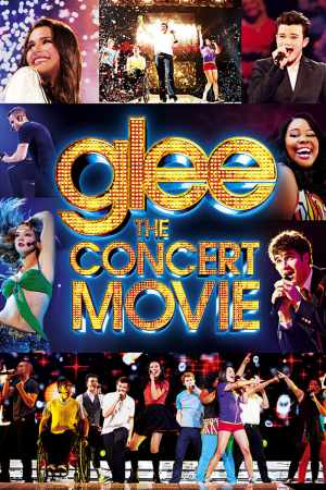 Image Glee: The Concert Movie