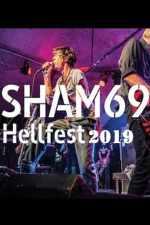 Sham 69 au Hellfest 2019