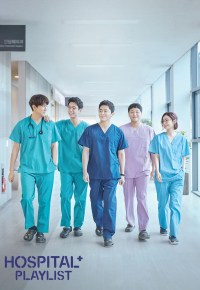 Hospital Playlist S01E04 720p HDTV AAC H.265-IXD
