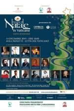 Concerto di Natale in Vaticano 2019