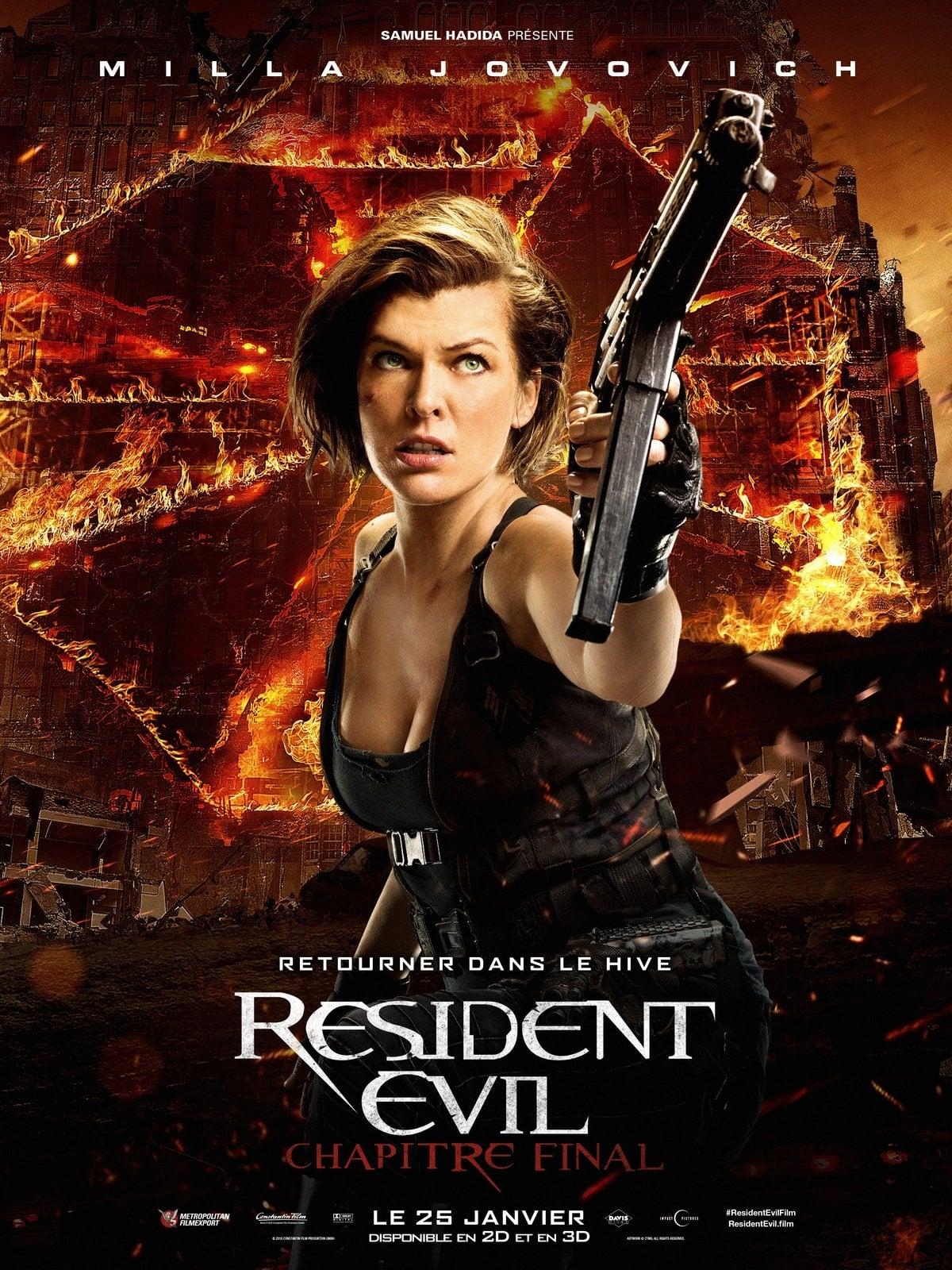 Resident Evil Chapitre Final Streaming : resident, chapitre, final, streaming, Resident, Chapitre, Final, Streaming, Voirfilms