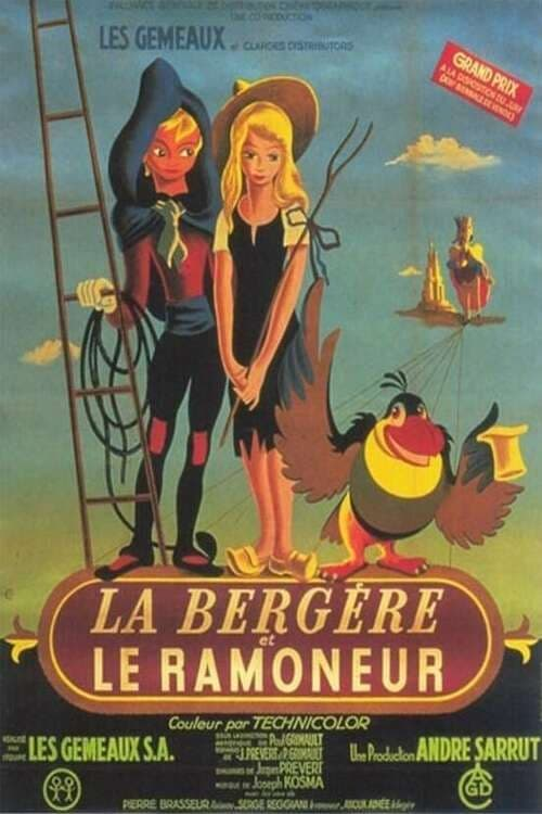 Le Roi Et L'oiseau Streaming : l'oiseau, streaming, Bergère, Ramoneur, Streaming, LibertyLand, LibertyLand,, LibertyVF