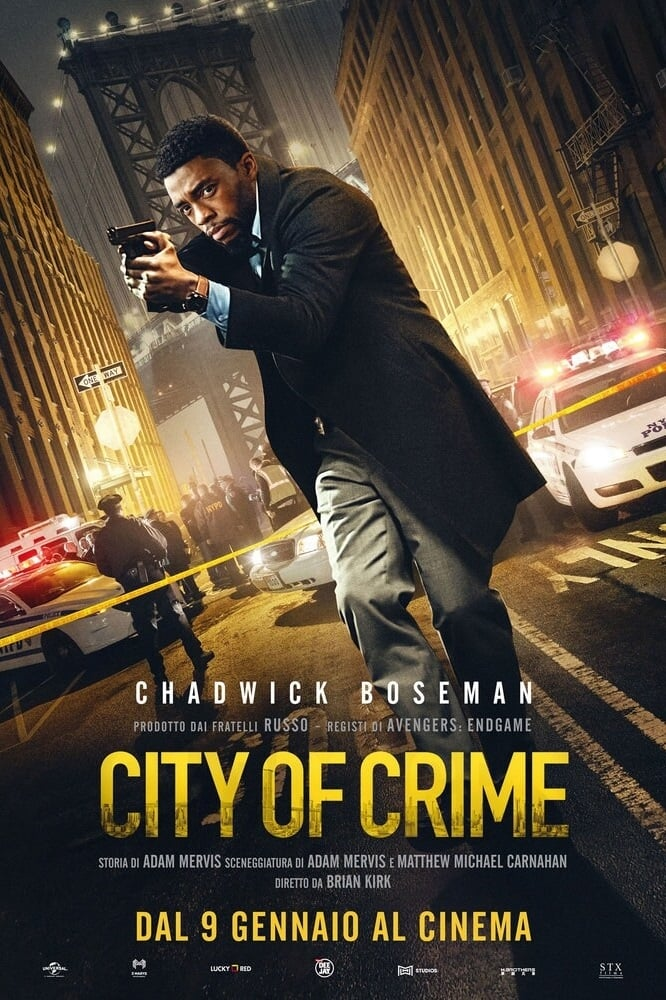 Image City of Crime