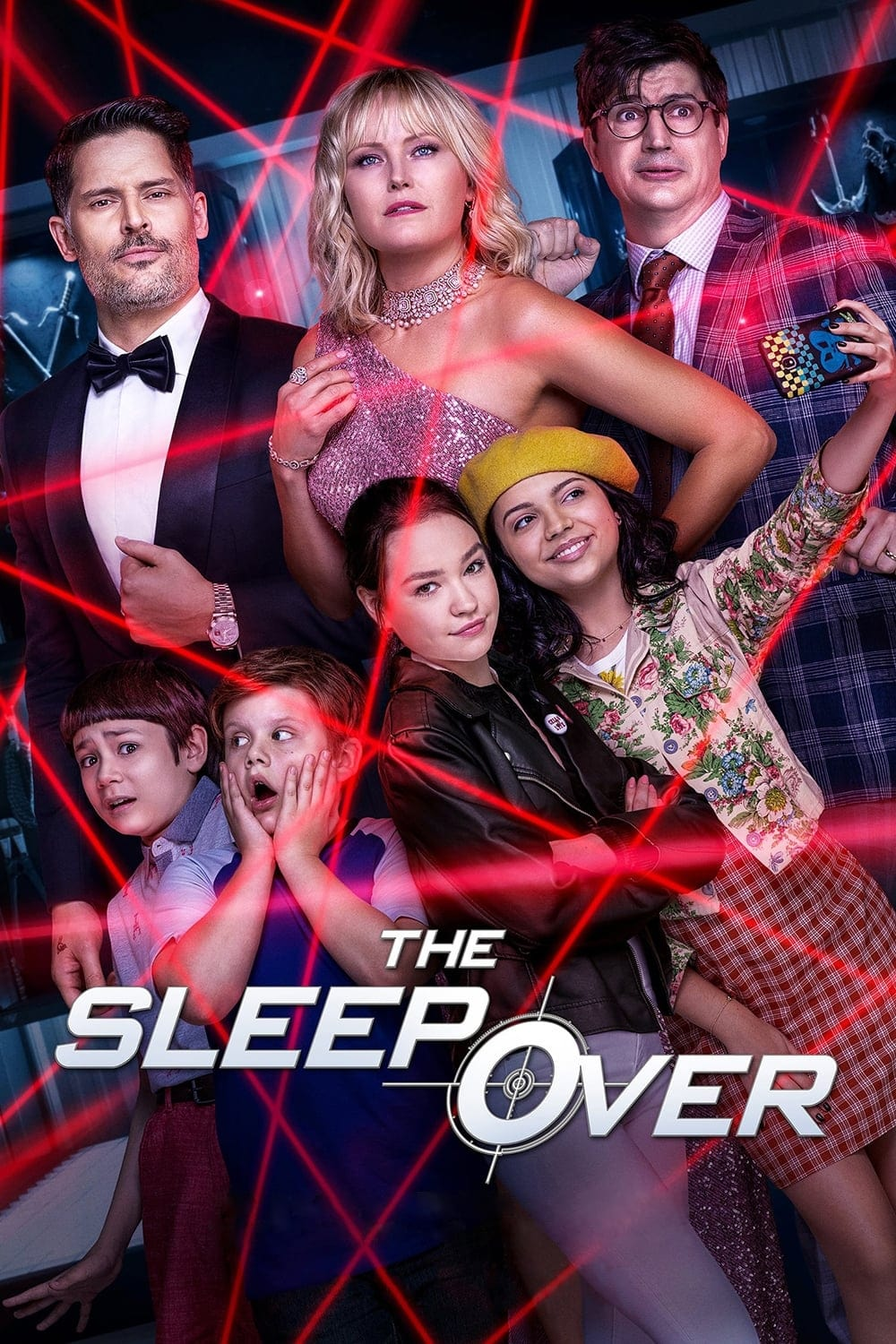 Poster The Sleepover 2020