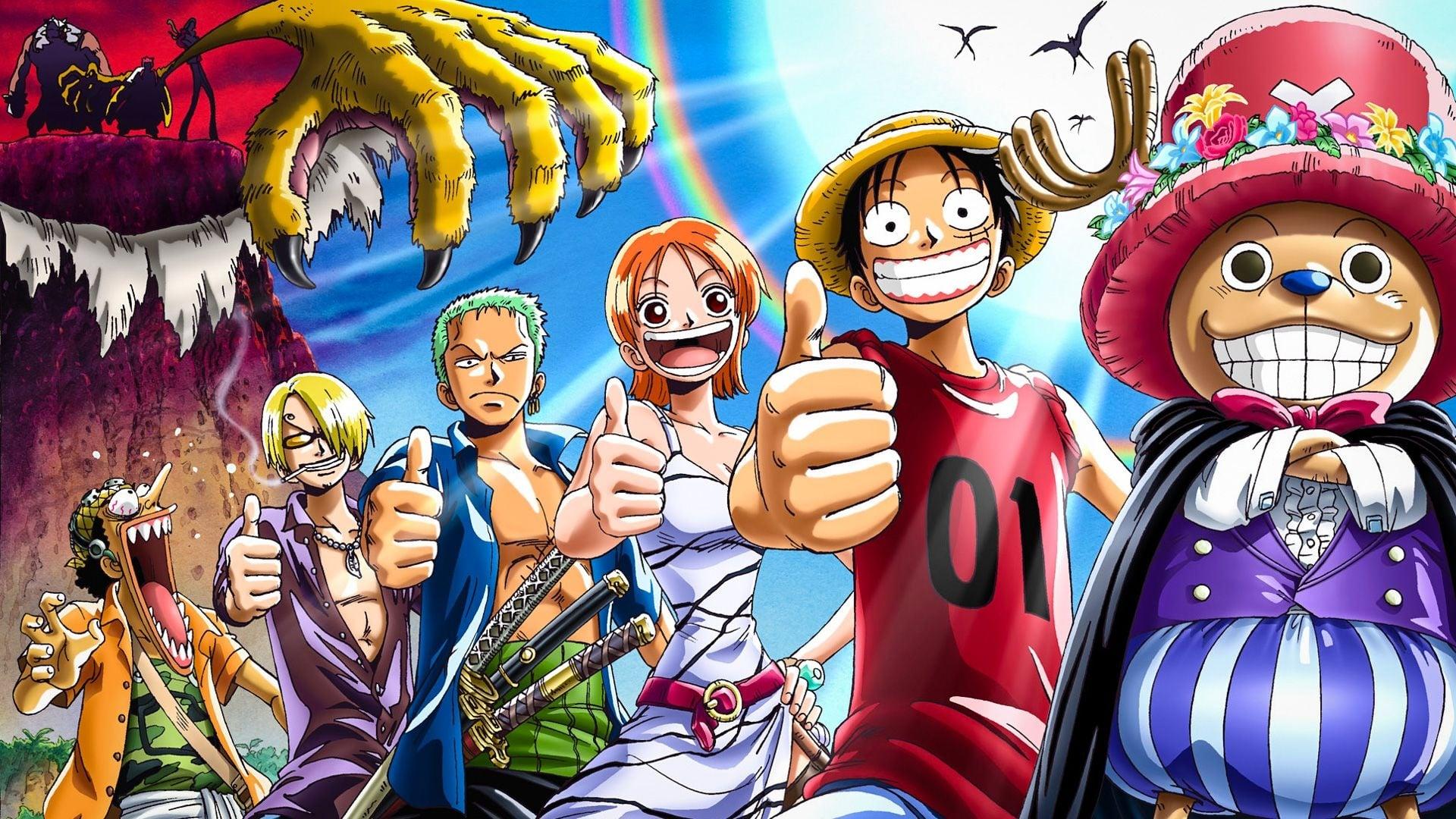 Watch One Piece: Chopper's Kingdom on the Island of Strange Animals 2002 HD Movie - Vmovee