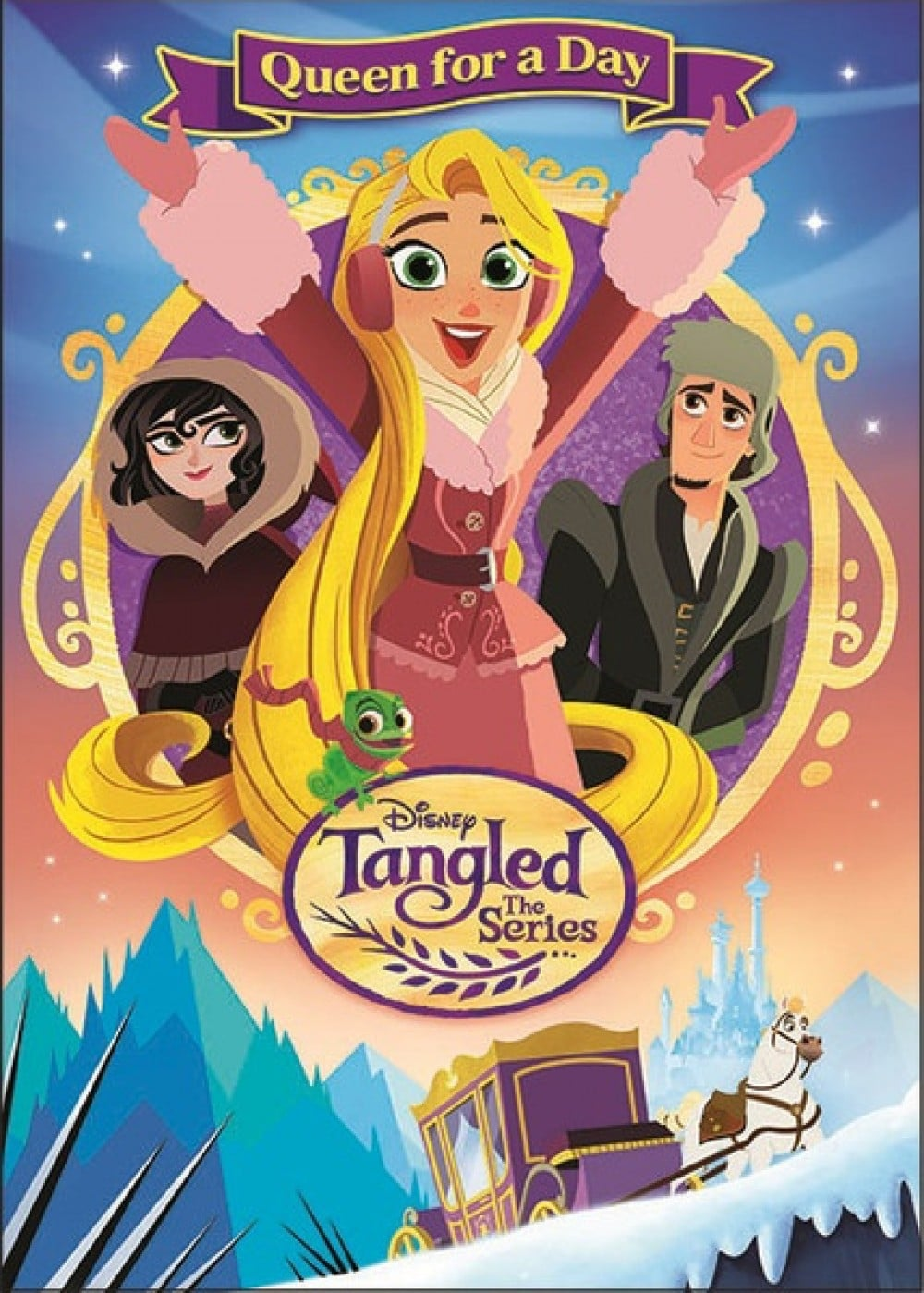 Tangled: Before Ever After (2017) - Posters — The Movie Database (TMDb)