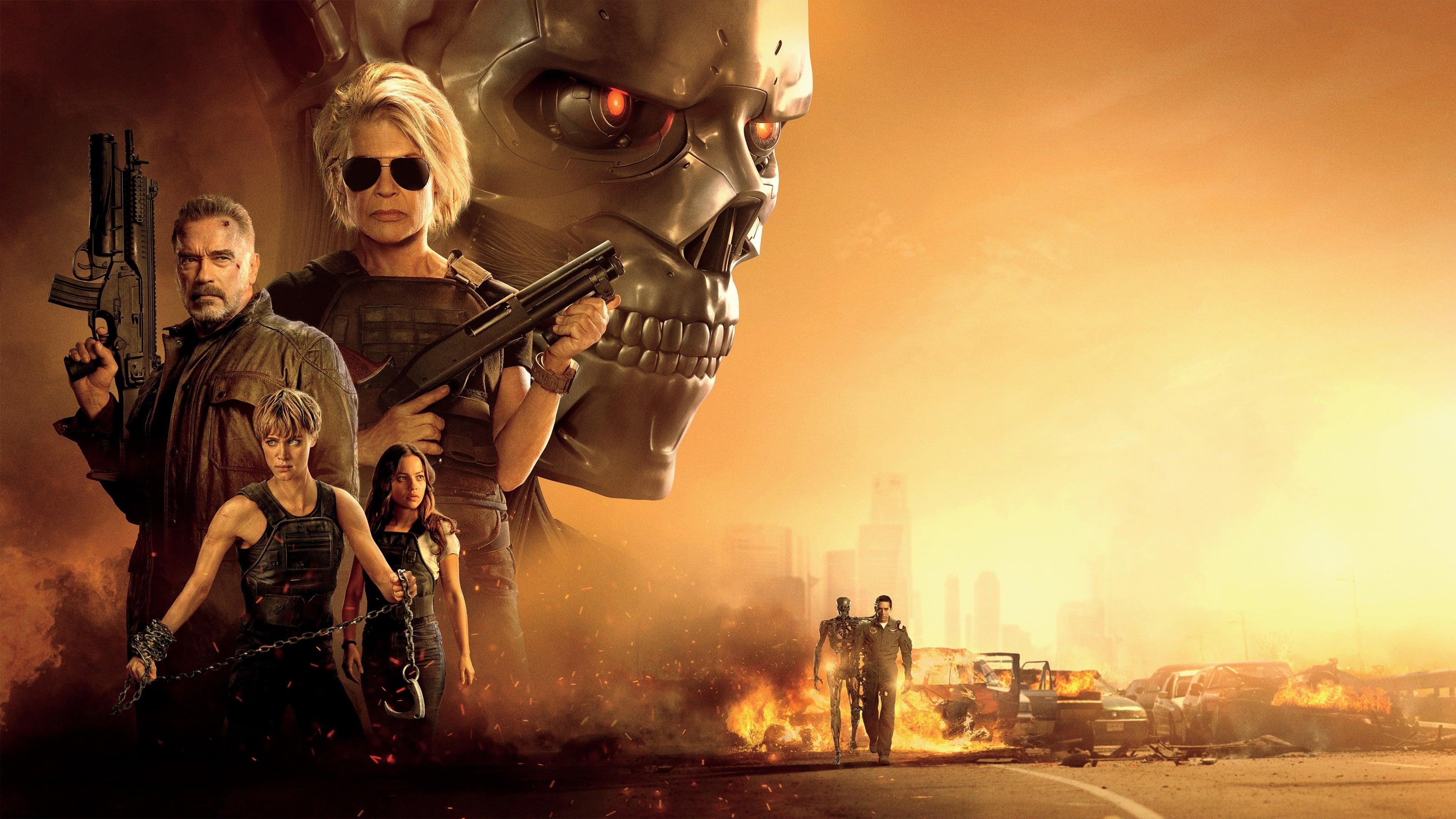魔鬼終結者:黑暗宿命/未來戰士:黑暗命運 線上看   iMovie4U電影線上看