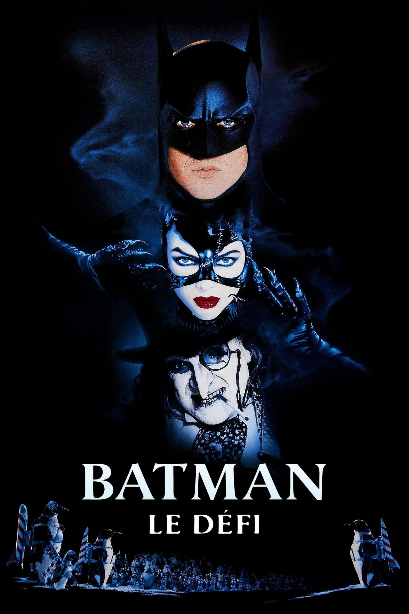 Batman : Le Défi