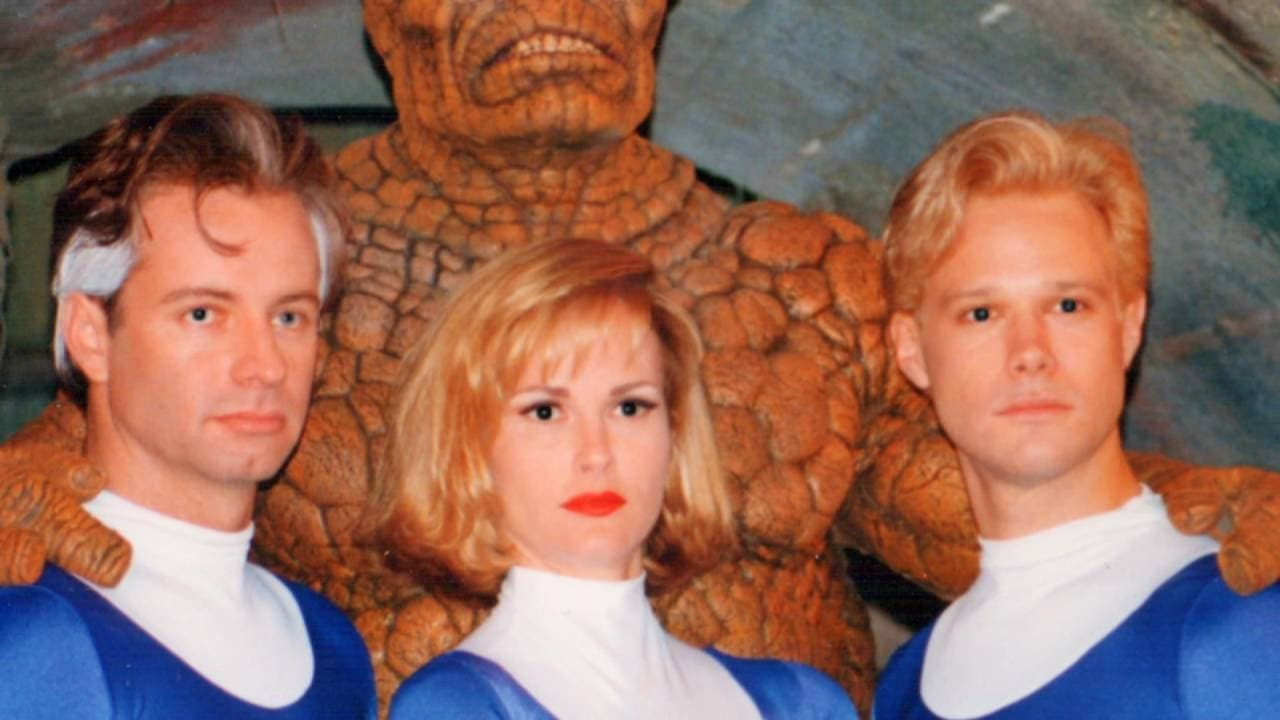Doomed! The Untold Story of Roger Corman's The Fantastic Four (2015) • movies.film-cine.com