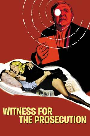 Poster Witness for the Prosecution 1957