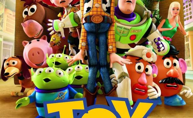 Toy Story Collection 1995 2019 Posters The Movie