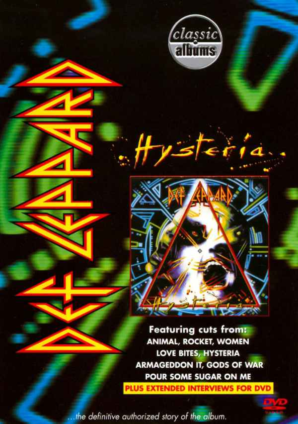 Classic Albums Def Leppard - Hysteria 2002 Posters