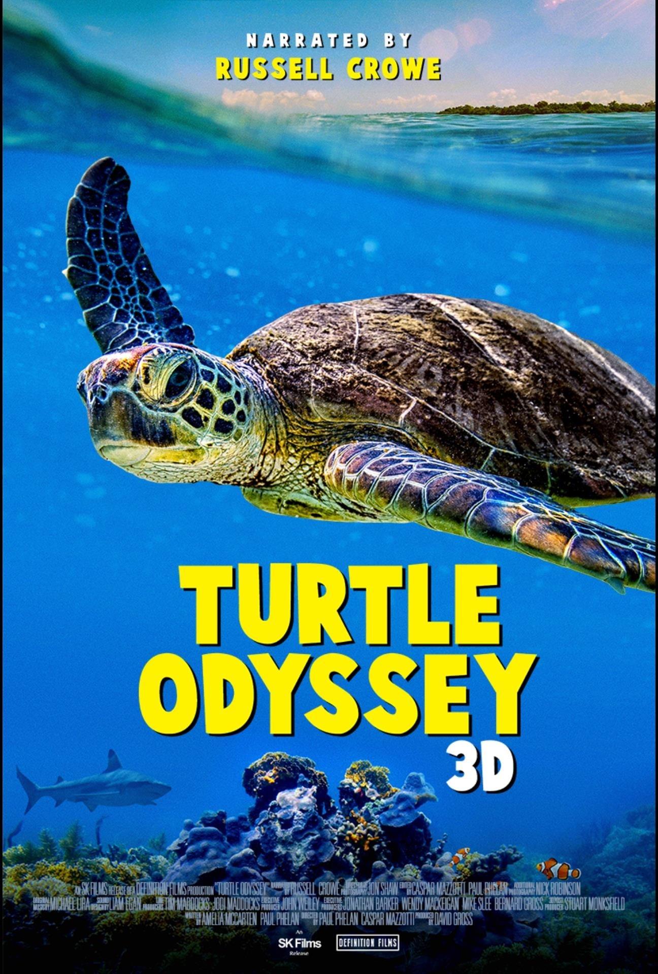 Watch Turtle Odyssey Full Movie Stream Online