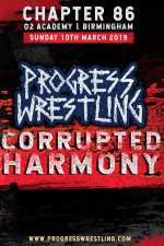 PROGRESS Chapter 86: Corrupted Harmony