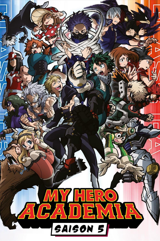 My Hero Academia S02 VOSTFR 1080p (+E25) - Files Seekr