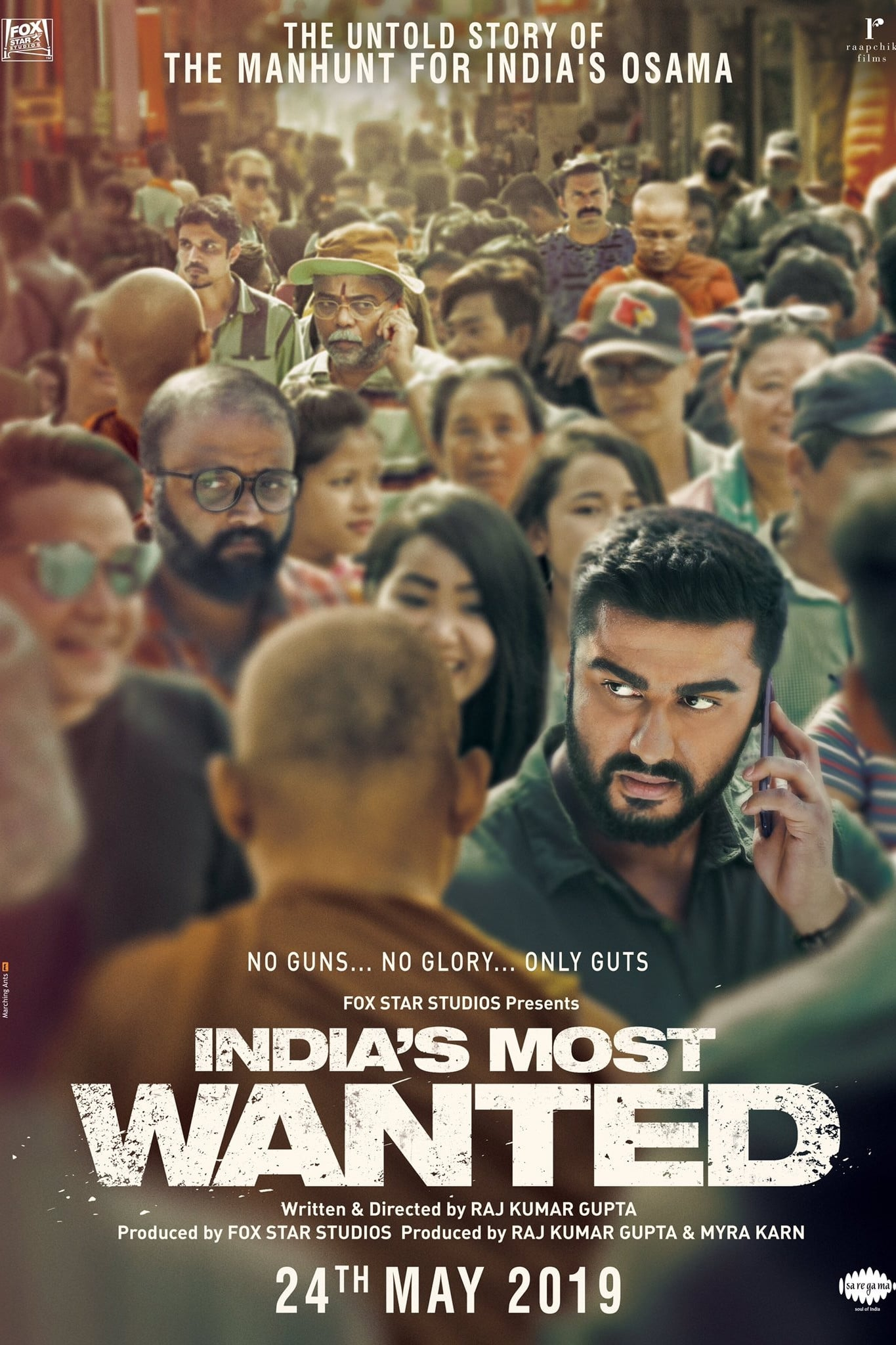 india's Most Wanted Full Movie Online HD