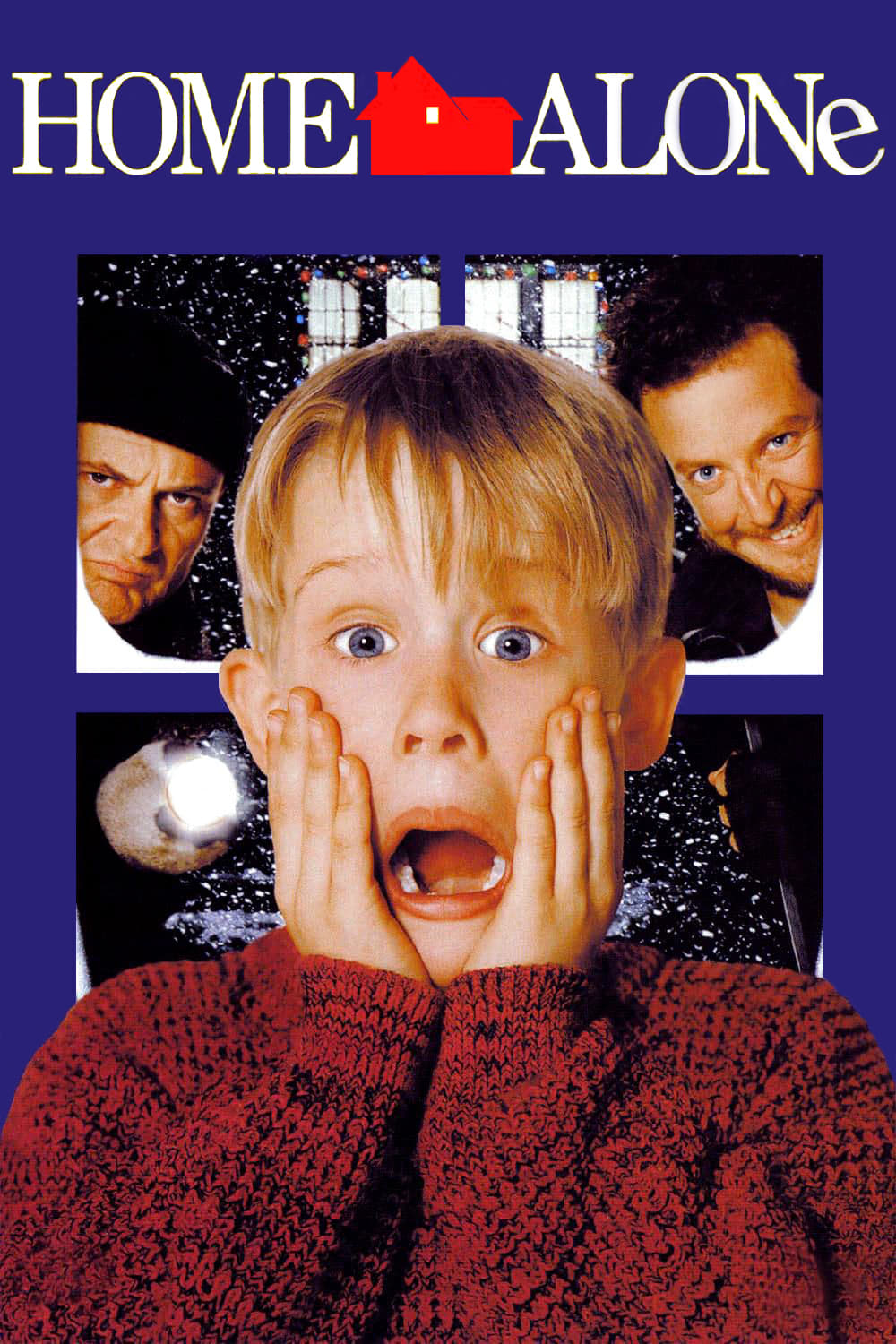 Home Alone (1990)  Posters — The Movie Database (tmdb