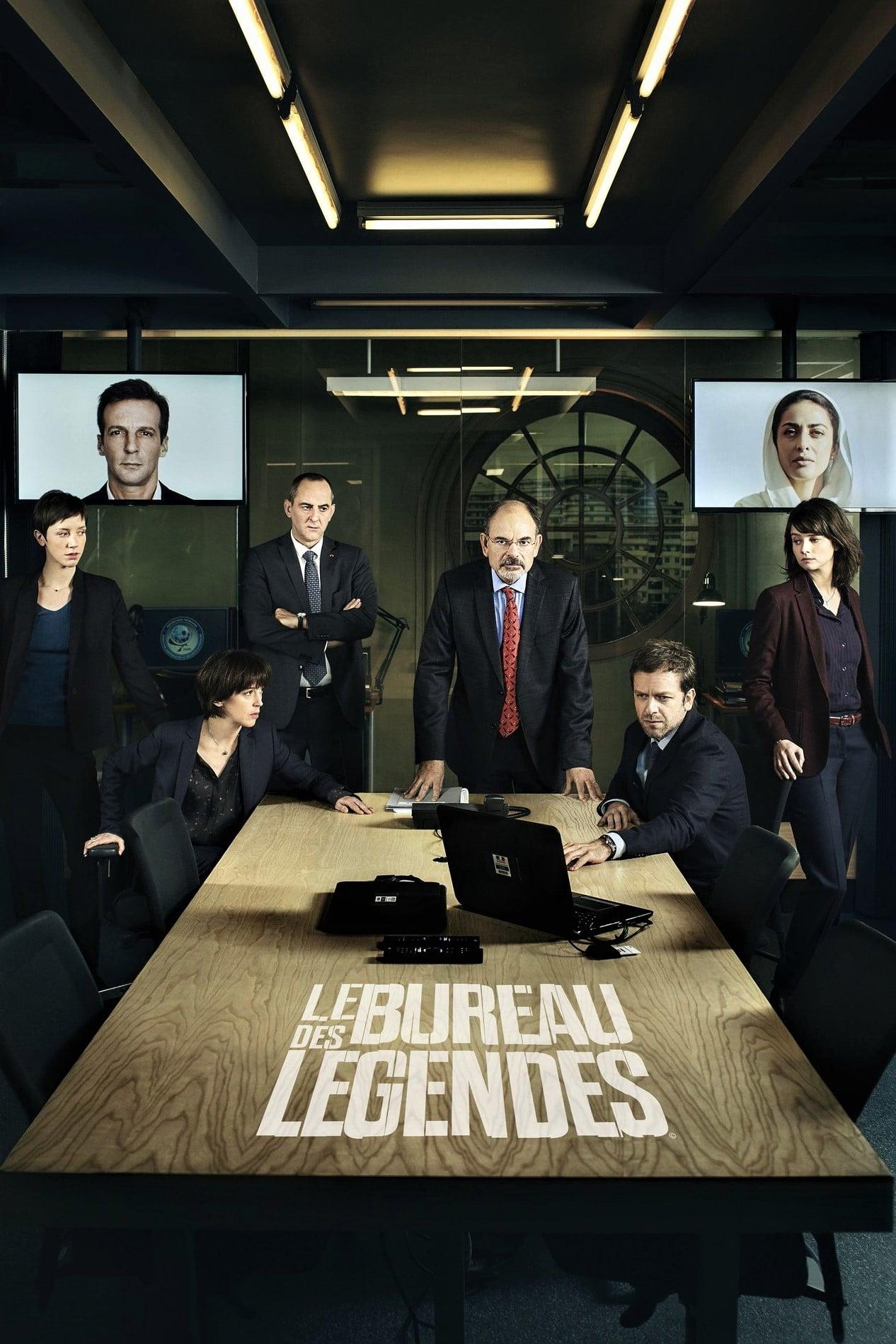 Streaming Le Bureau Des Legendes : streaming, bureau, legendes, Bureau, Légendes, Streaming, Telechargement, Serie
