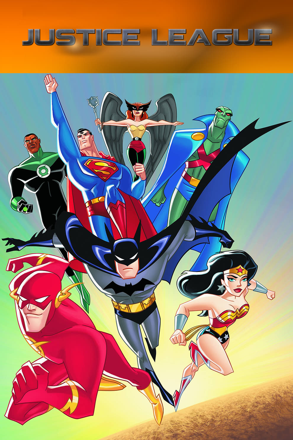 Best Animated Wallpapers All Movies From Justice League Animated Collection Saga