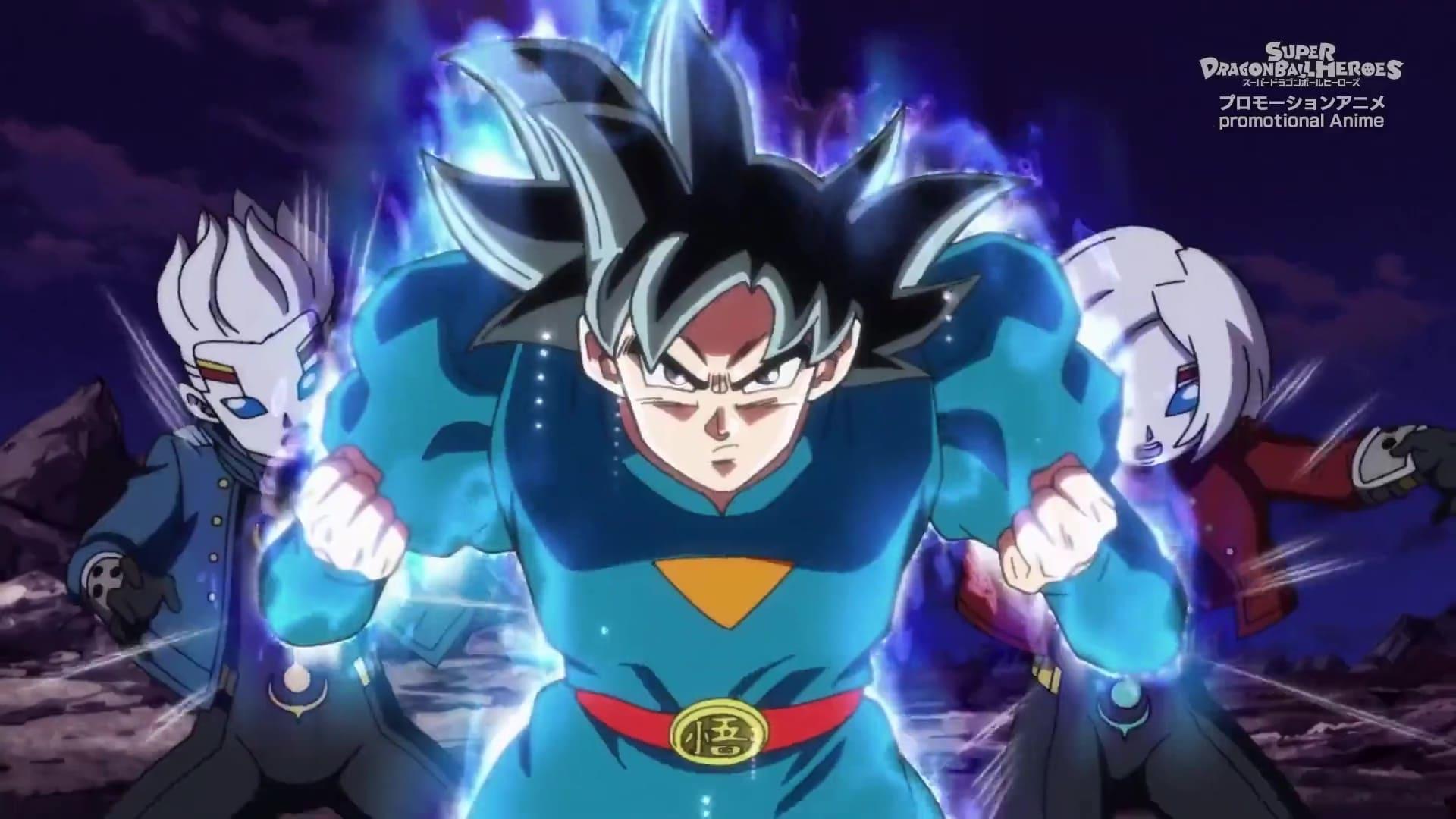 Goku Ssj Wallpaper Hd Streaming Super Dragon Ball Heroes S1 Ep 10 Sub Indo