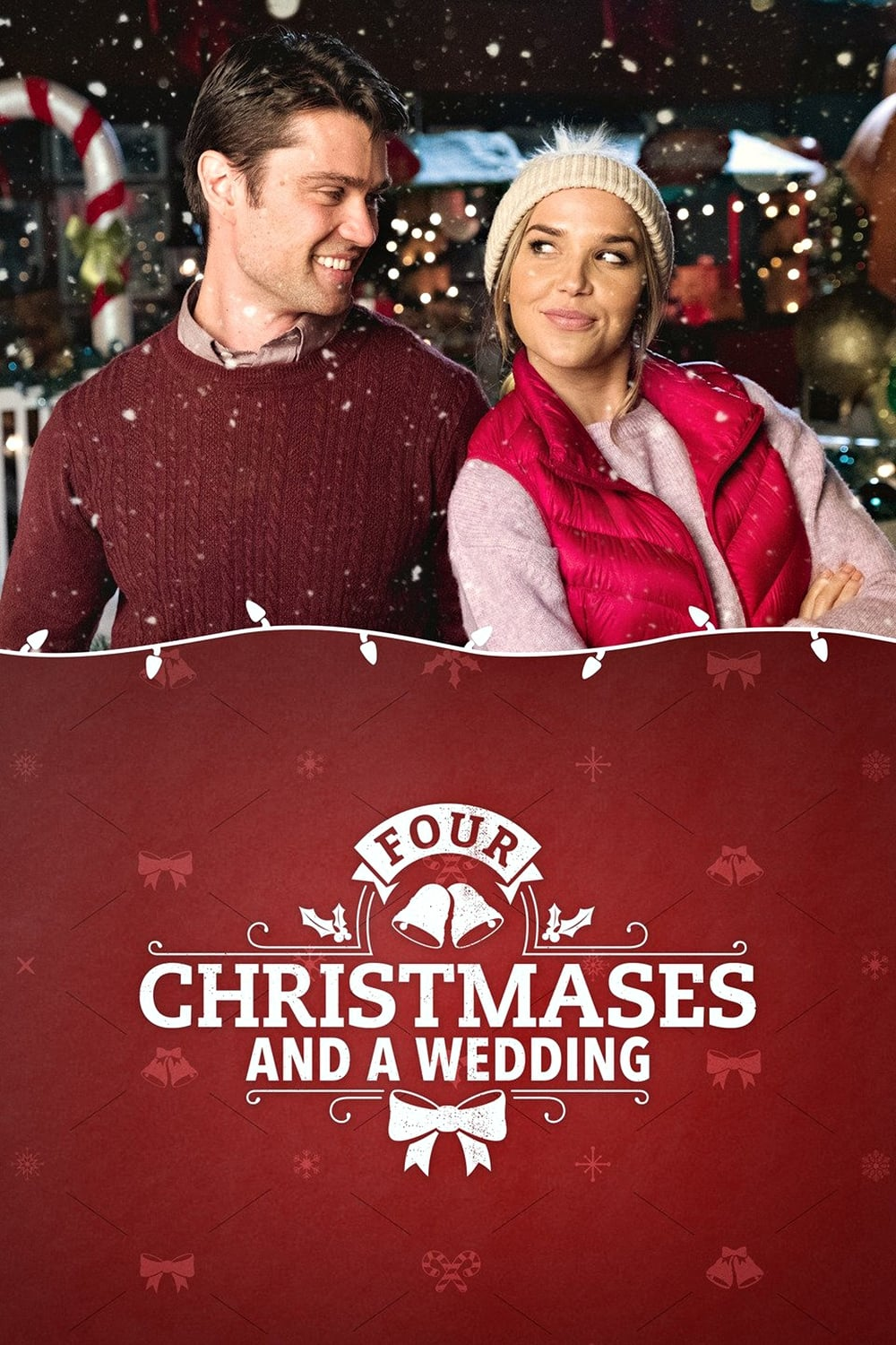 Image Four Christmases and a Wedding