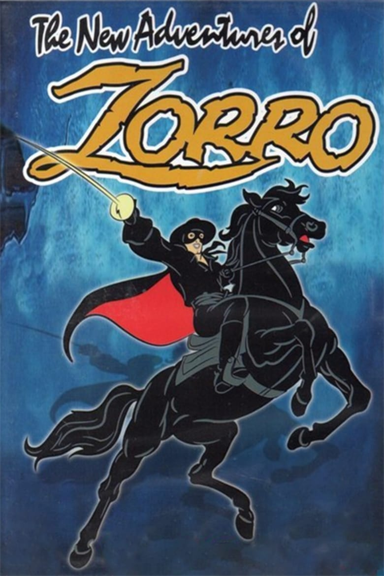 Image The New Adventures of Zorro