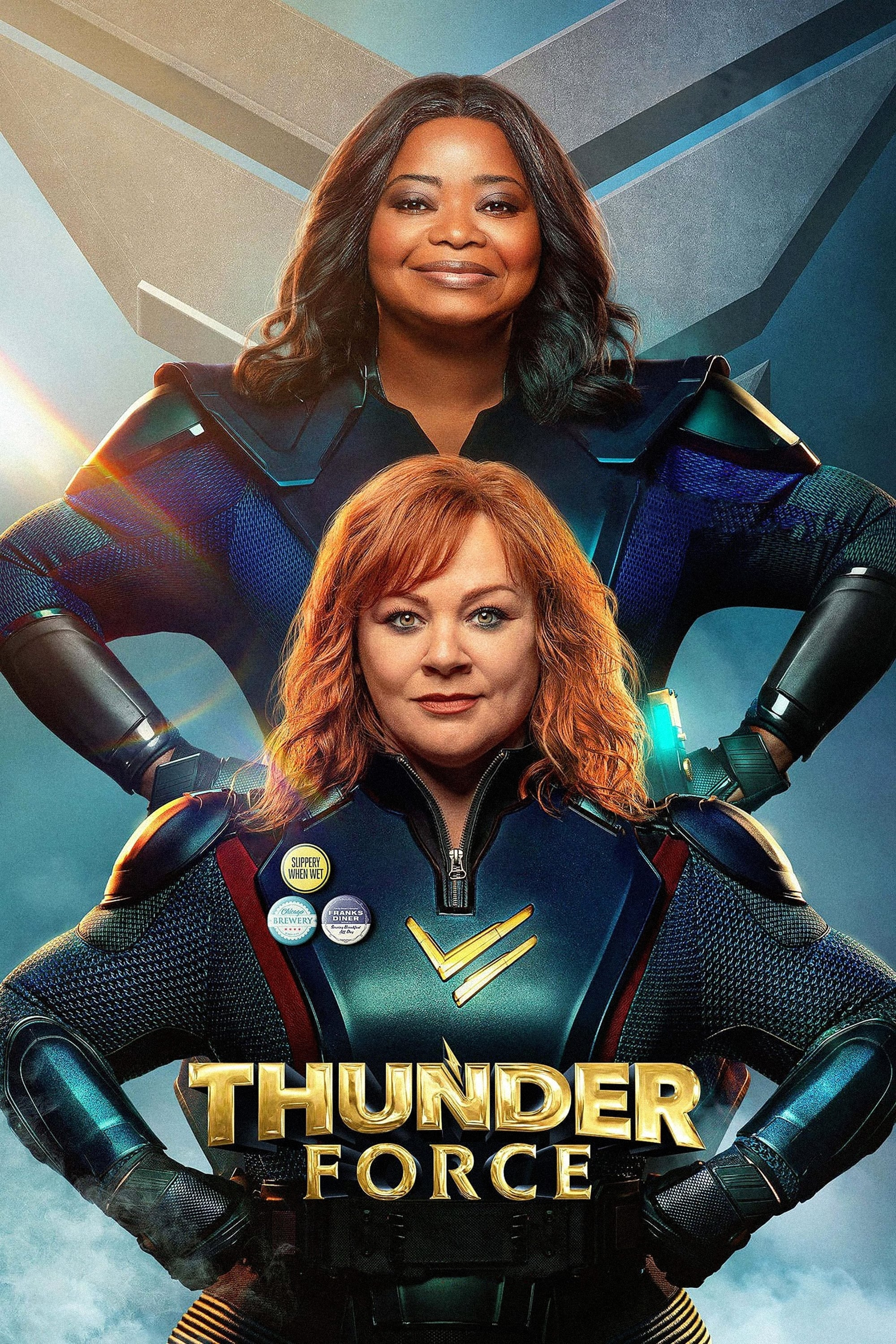 Poster Thunder Force 2021