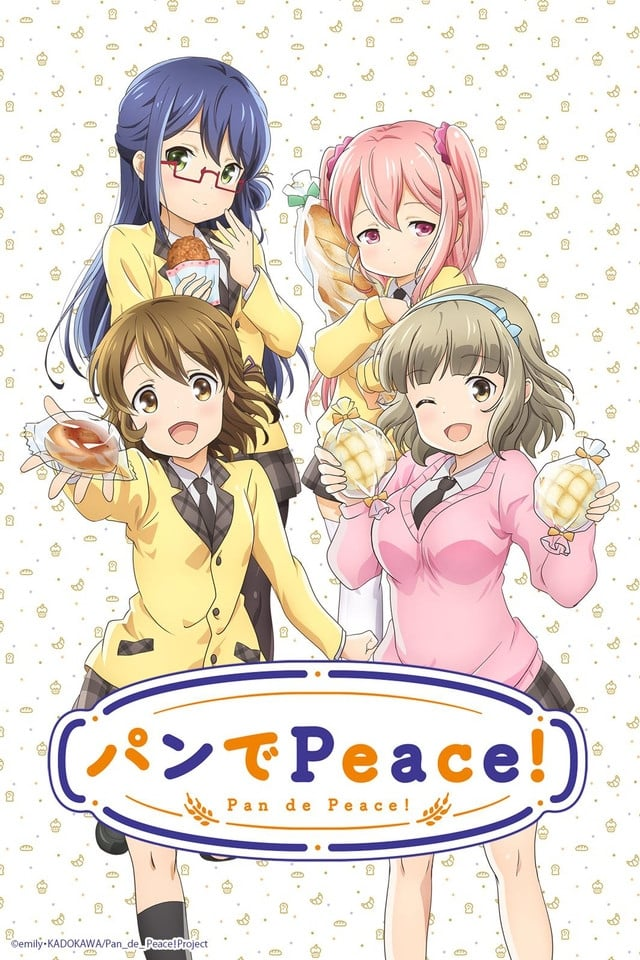 Image Pan de Peace!