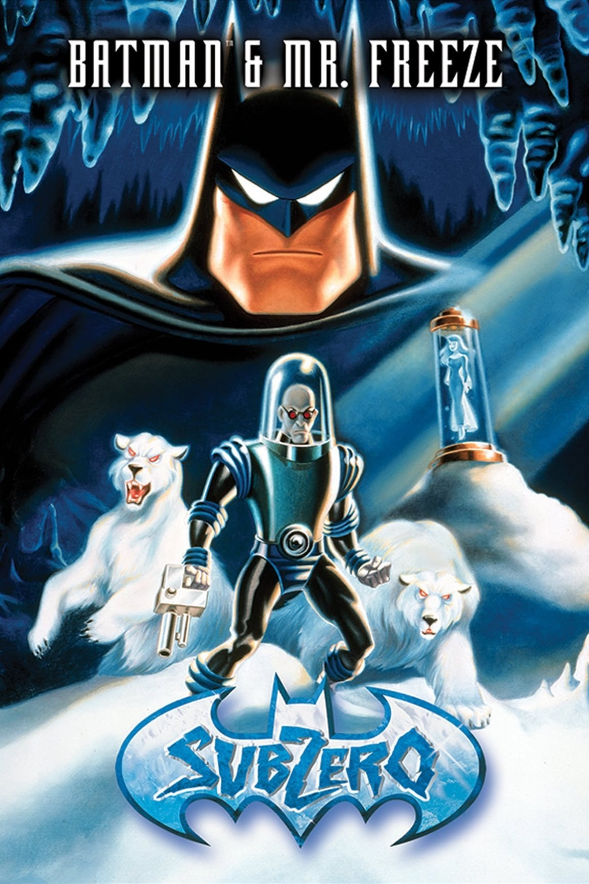 Image Batman & Mr. Freeze: SubZero