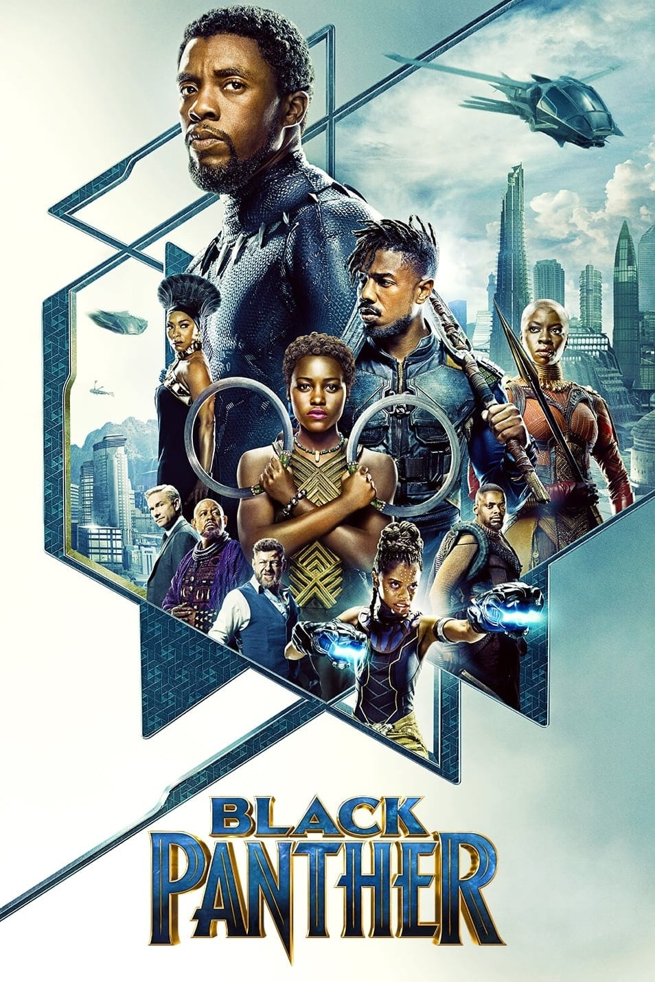 Black Panther In HD