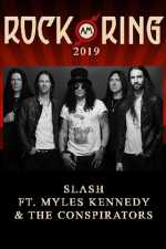 Slash feat. Myles Kennedy and The Conspirators - Rock am Ring 2019