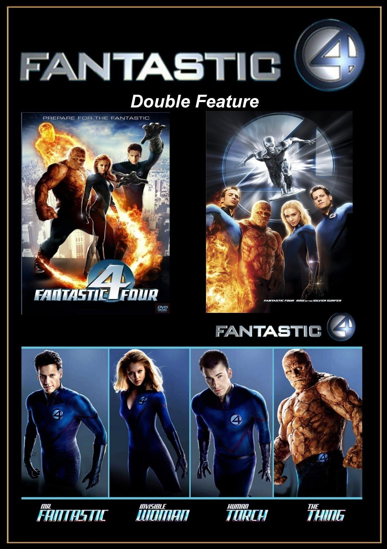 All movies from Fantastic Four Collection saga are on movies.film-cine.com