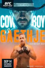 UFC Fight Night 158: Cerrone vs. Gaethje