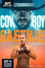 UFC Fight Night 158: Cerrone vs. Gaethje