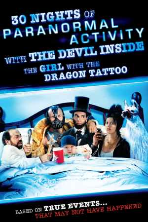 Image 30 Nights of Paranormal Activity With the Devil Inside the Girl With the Dragon Tattoo
