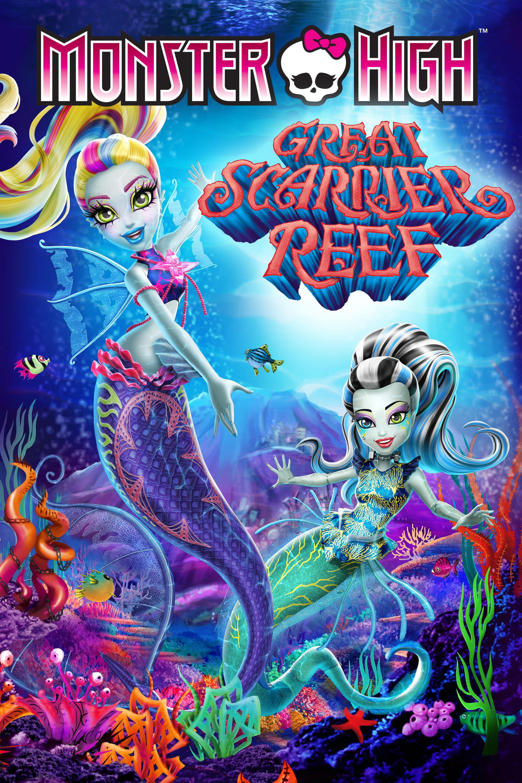 Monster High La Grande Barriere Des Frayeurs Frlm Cine