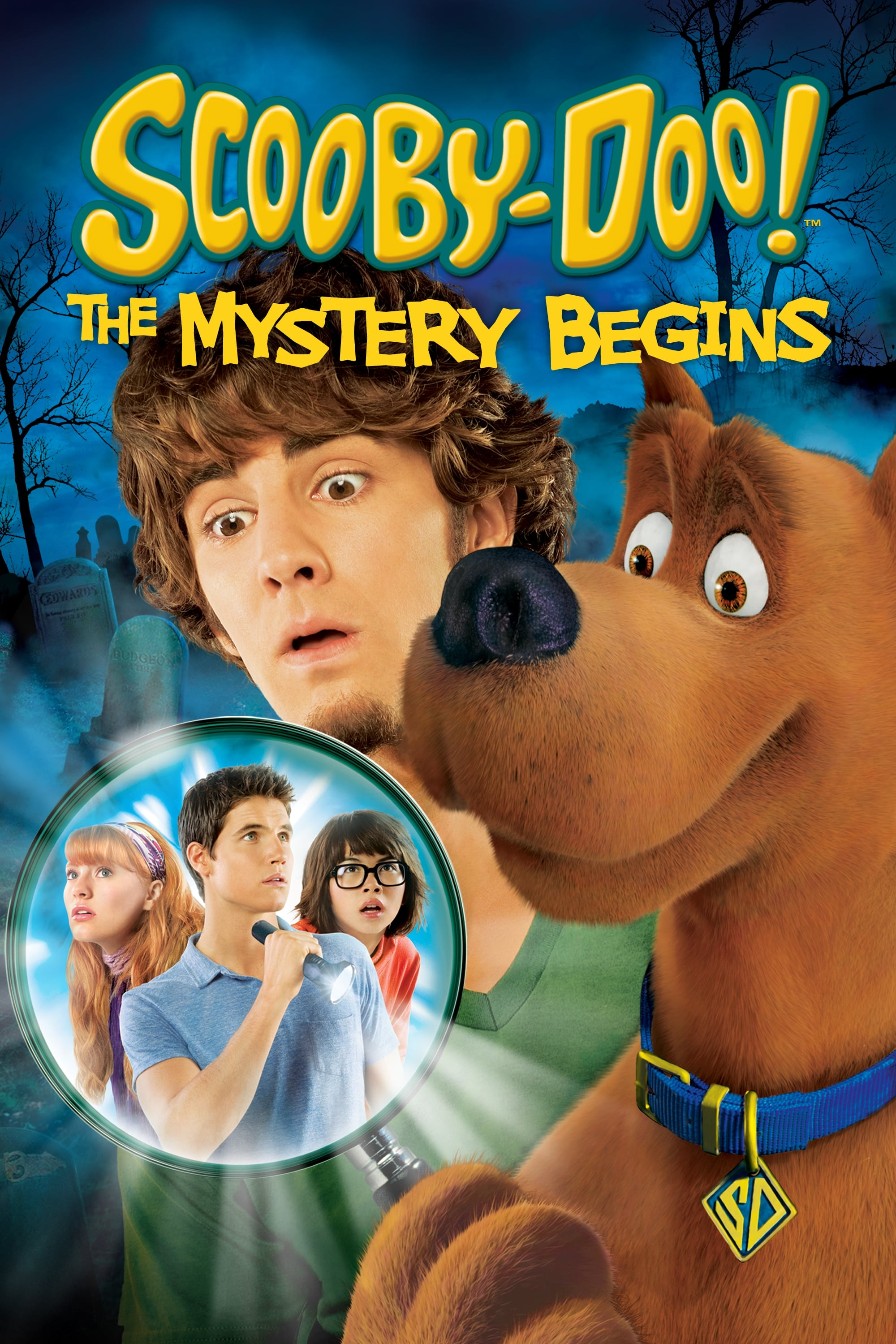 Image Scooby-Doo! The Mystery Begins