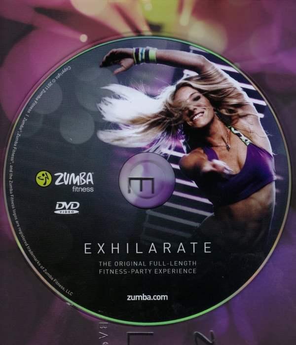 Zumba Exhilarate 2011
