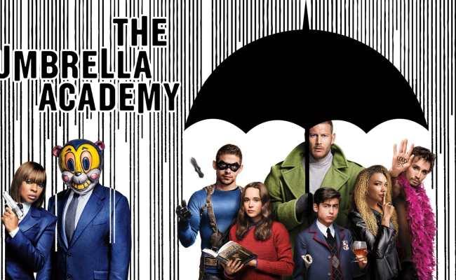 The Umbrella Academy Season 1 Watch Online Full Season
