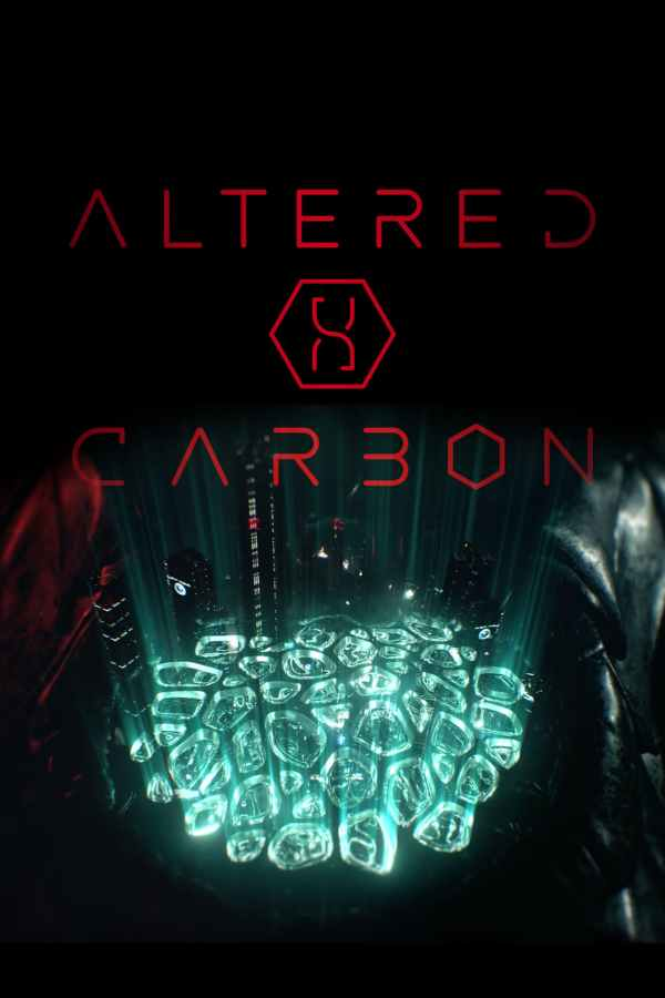Altered Carbon Tv Series - Year of Clean Water