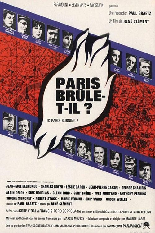Paris brûle-t-il ? Film Complet en streaming VF | papystreaming