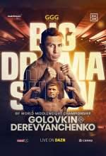 Gennady Golovkin vs Sergiy Derevyanchenko