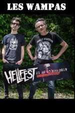 Les Wampas au Hellfest 2019