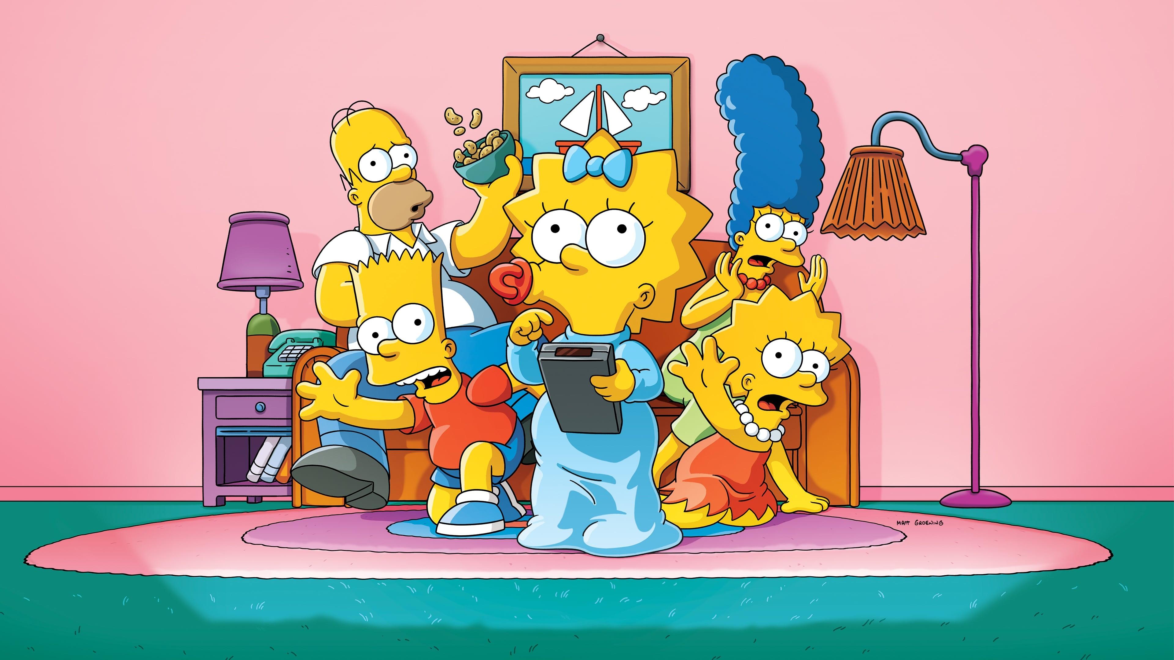 辛普森家庭 - Movieffm電影線上看