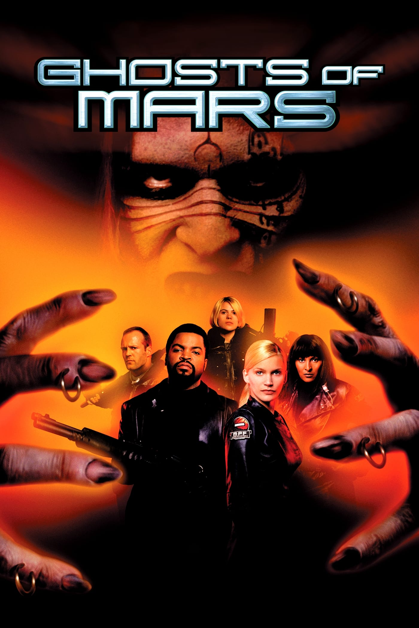 Image Ghosts of Mars